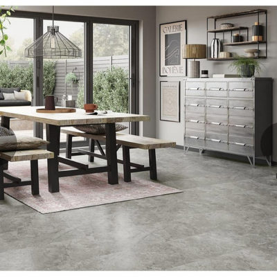 Arctic Grey Stone Tile