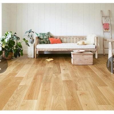 Engineered European Rustic Oak Flooring 14mm x 180mm Matt Lacquered